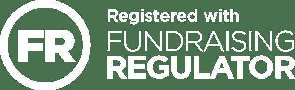 Registered with Fundraising Regulator