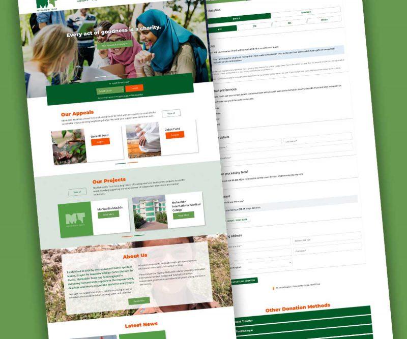 New Brand & Website Launch